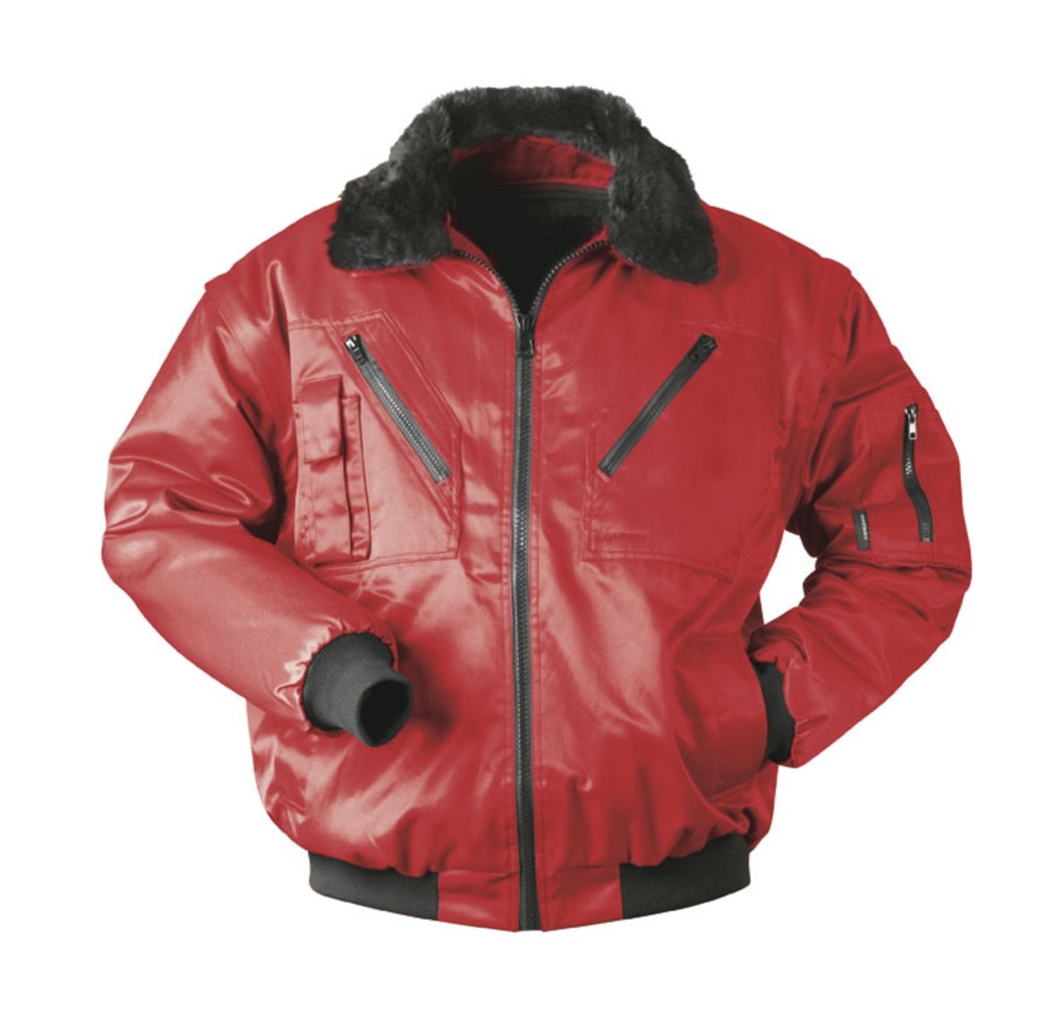 Thermojacke Norway, einfarbig